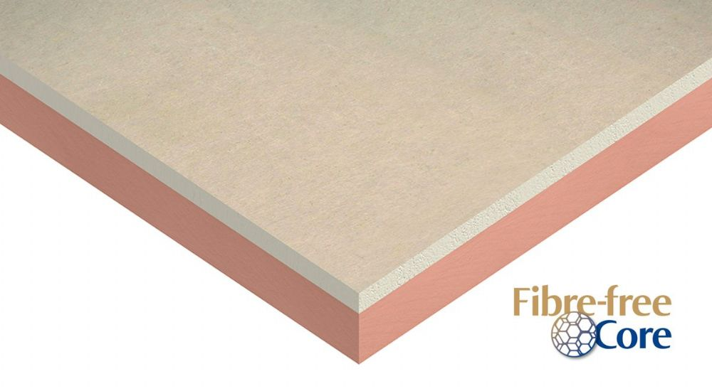 62.5mm Kingspan Kooltherm K118 Insulated Plasterboard - 12 Boards Per Pallet
